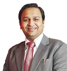 Dr. Vikram Mehta, Managing Director, Spartan