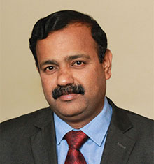 B. Sivasankar, Country Manager (India & Middle East), PMP