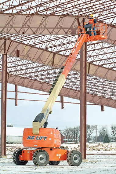 JLG: Raising the Standard of Working at Heights