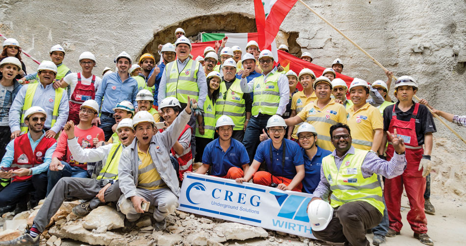 Greatater Beirut Water Supply Project - CREG