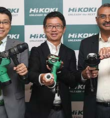 Hikoki: Key Differentiator in Indian Power Tools Industry