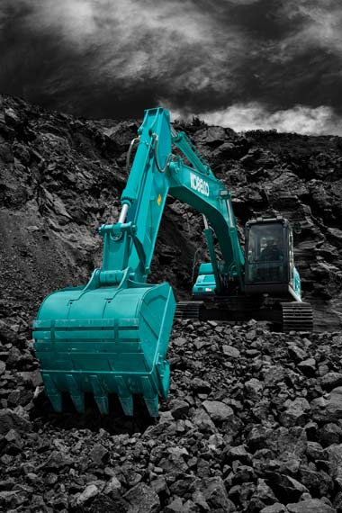 Kobelco Construction Equipment India
