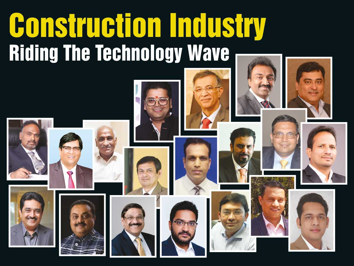 Construction Industry  - Riding the Technology Wave