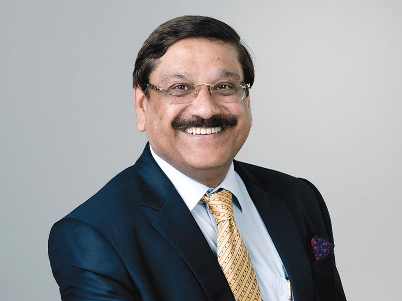 Sandeep Garg, MD & CEO, Welspun Enterprises