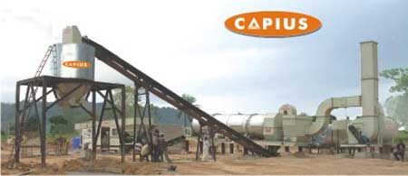 Capious-A trusted name in manufacturing of road construction equipment