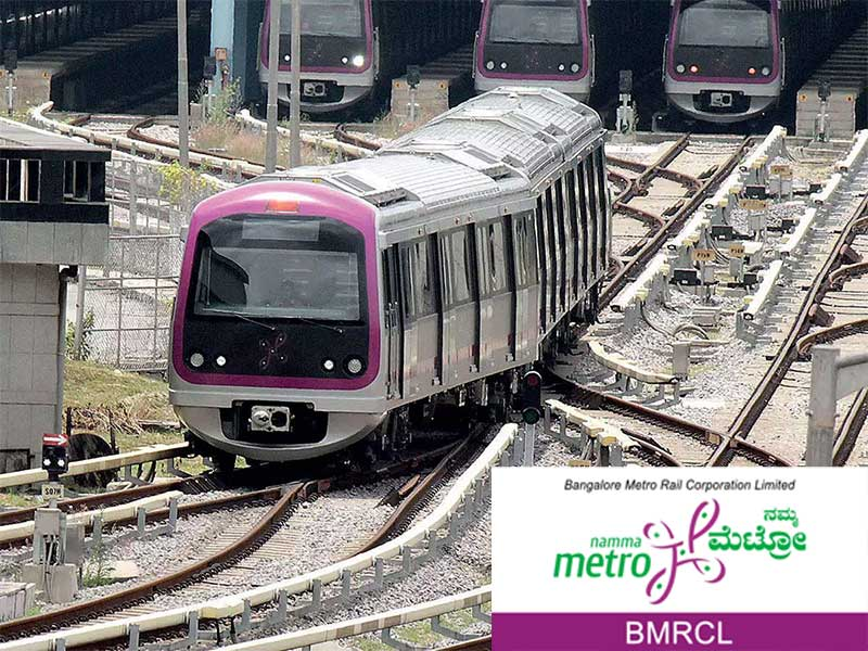 BMRCL floats tenders for ₹1,906-cr metro projects