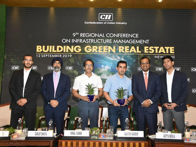 CII CBRE Conference Identifies 'Building Green Real Estate as the Need for a Sustainable Ecosystem