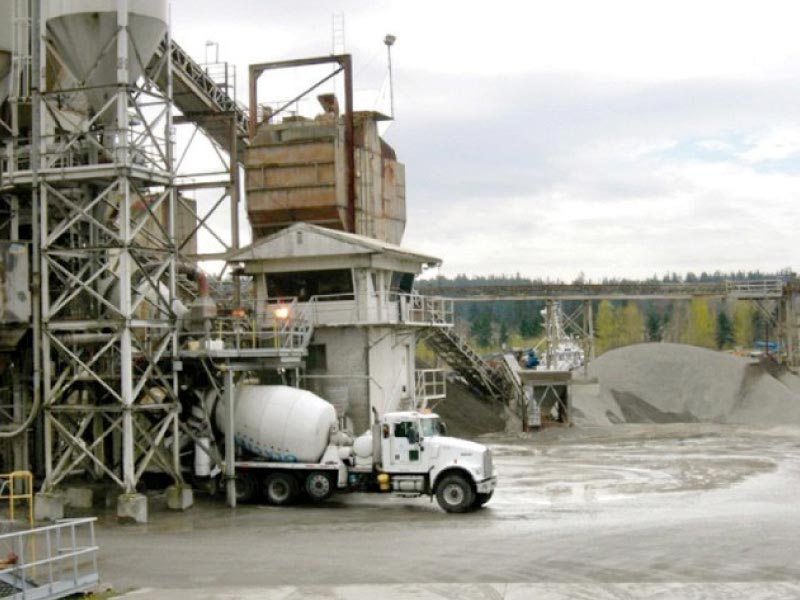 Cement industry growth touches pole position