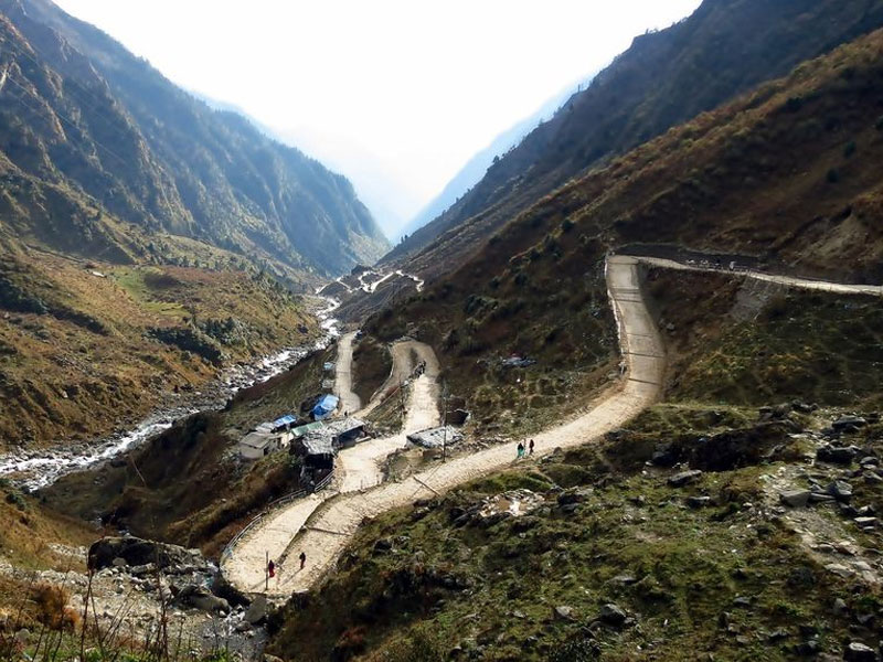 Decks cleared for 900-km Chardham road project