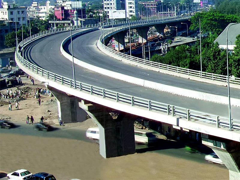 Kerala starts construction work on three flyovers
