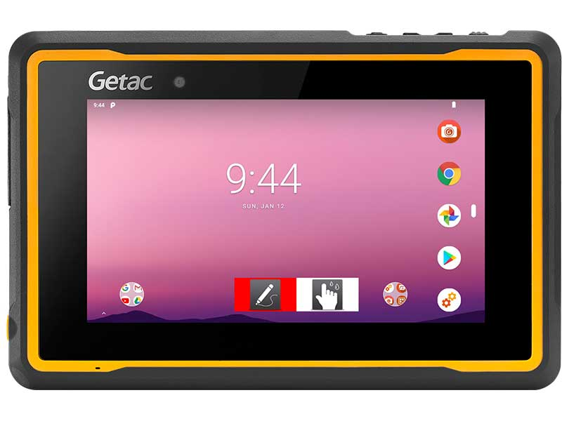 Getac launches tablet for logistic & field professionals
