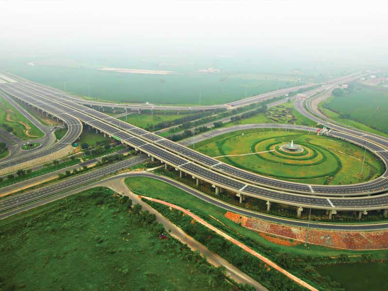 World-class upgrades for Greater Noida e-way