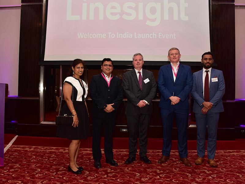Linesight opens office in Mumbai; expands presence in India