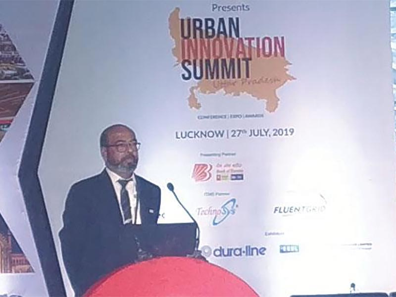 CDE attends the Urban Innovation Summit
