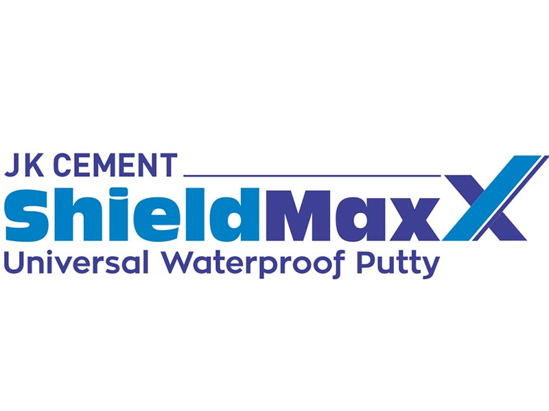 JK Cement launches JK Cement ShieldMaxX - A White Cement based Universal Waterproof Putty