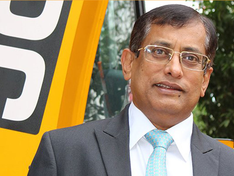 NEW MD & CEO TO TAKE OVER AT JCB INDIA