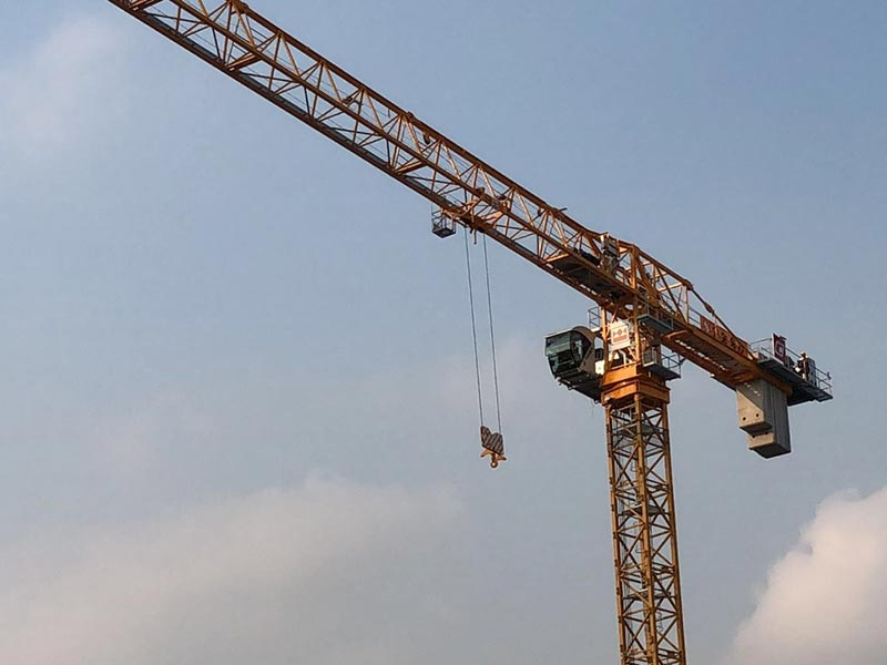Crane World Asia Orders 15 Customized Terex® Tower Cranes