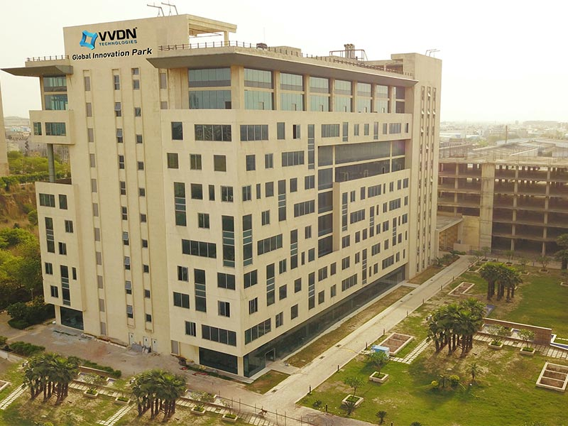 VVDN Technologies new Global Innovation Park (GIP)