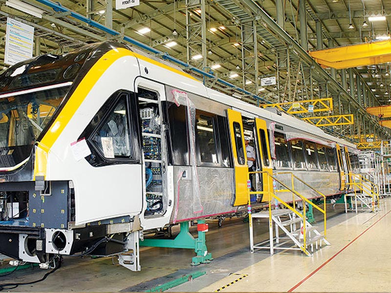 PPS plans ₹1,200-cr metro coach factory in Noida