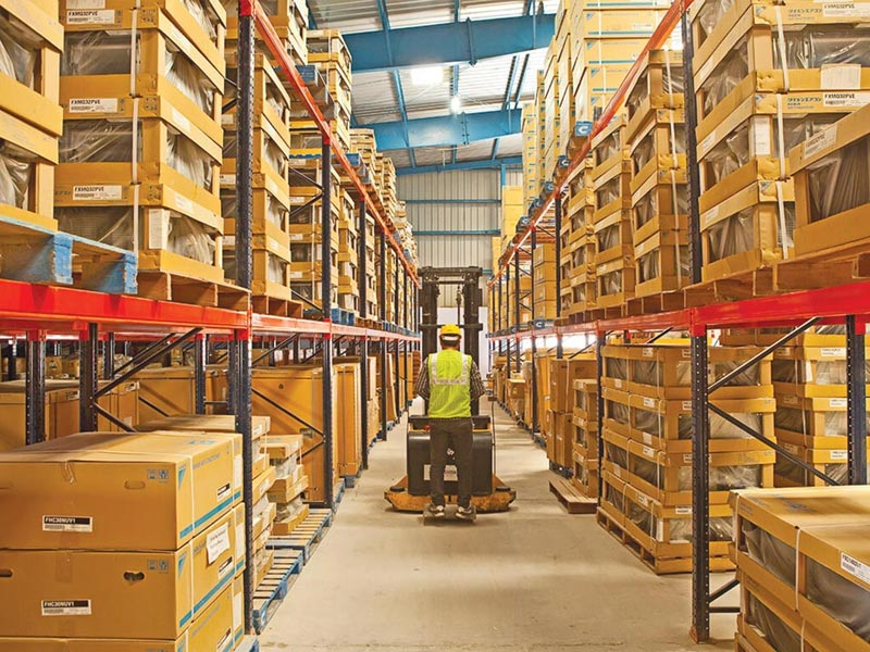 Warehousing & Logistics get industry status in UP