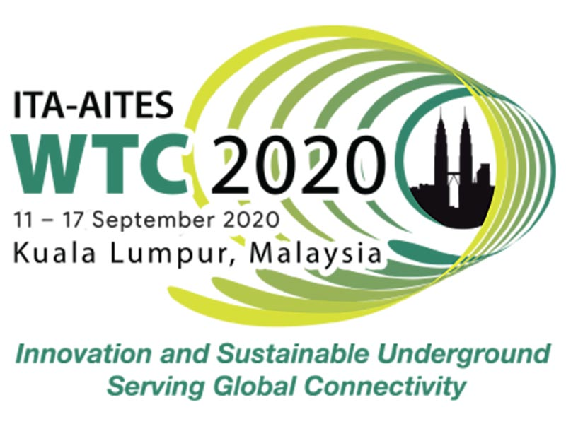 World Tunnel Congress 2020 Malaysia Moves to a Digital platform