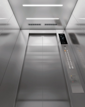 Toshiba Johnson Elevator