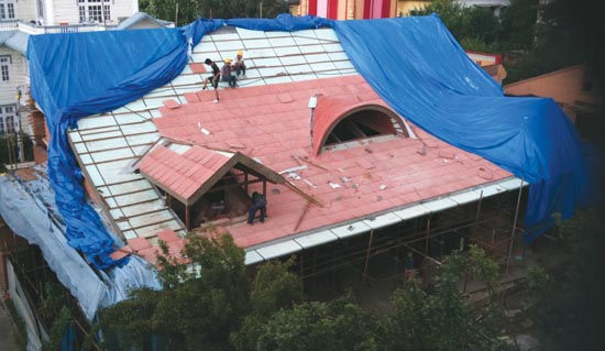Groundbreaking Roofing Solutions for Heat Insulation
