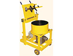 HEICO Concrete Pan Mixer