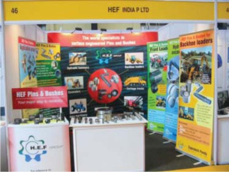 HEF Group in India