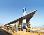 COLORBOND® Steel - Changing the face of Infrastructure Landscape in India