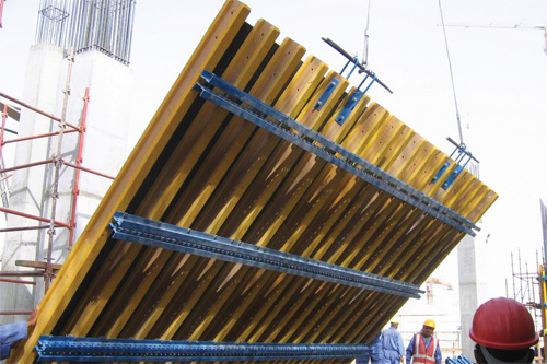Advanced Scaffolding and Formwork Solutions