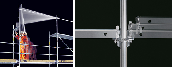 PERI GuardRail and Gravity Lock