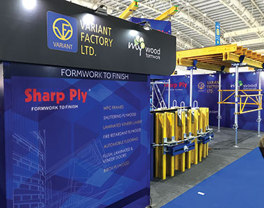 Sharp Ply enters construction formwork industry