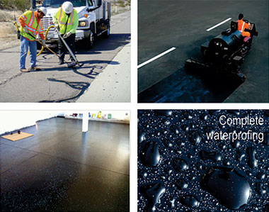 Black Bond Seal Black Concentrated Resin for Multiple Applications
