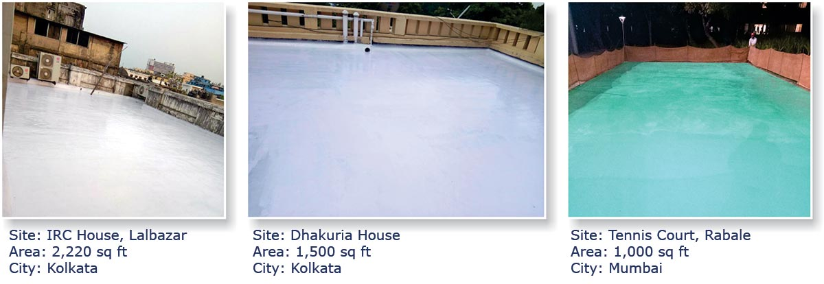 Atul: Epoxy & PU solutions for terrace waterproofing