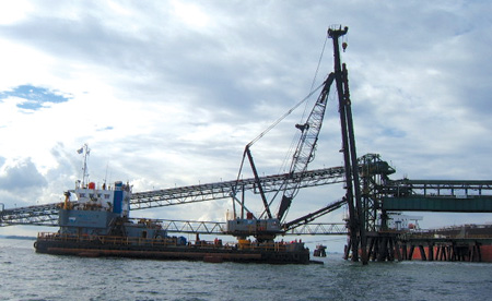 SEMW off-shore Pile driving Equipment and Solution in Chinese Big Projects