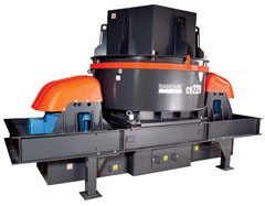 Sandvik: VSI Crushers for Mining, Construction & Recycling Industries