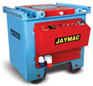 Jaypee Showcasing Best Rebar Processing Equipments at bC India 2011