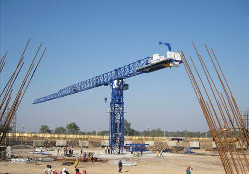 Comansa Jie Delivers First Fleet of Cranes in India