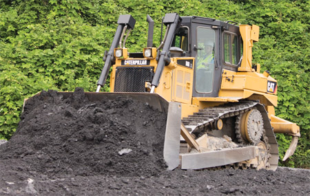New Cat® D6R  Offers Legendary Reliability