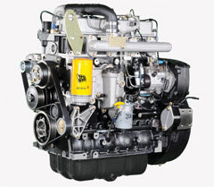 JCB Launches Globally Advanced  Fuel-efficient  JCB Engine  ecoMAX in India