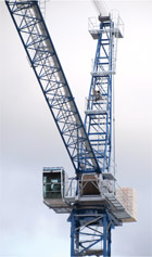 Linden Comansa Expands its Range of Luffing-jib Cranes