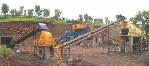 Marsman Provides Complete Crushing and Screening Solutions