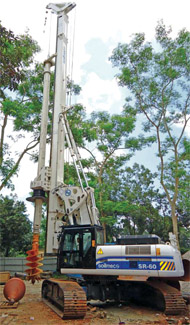 Soilmec India Expands Operations in Bangladesh