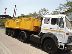 Low Weight Tip Trailers and Tippers