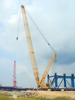 Liebherr Crawler Crane | Crawler Crane LR 1300 | Liebherr Cranes