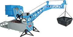 Build Highrises Faster and Safer with 'JK Mini Crane'