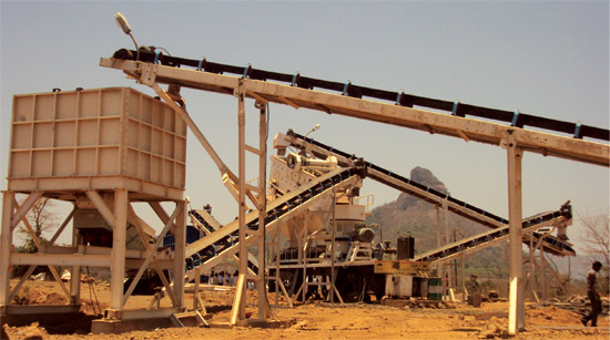 Reliable Forays into Biz of Crushing & Mining