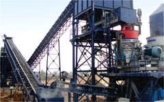 The Next Generation Cone Crusher-NAWA DURACONE SRM400 & SRM500 models for Aggregate and Mineral Ore Processing