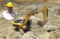 Cat-A Clear Winner for Sri Sai Earthmovers